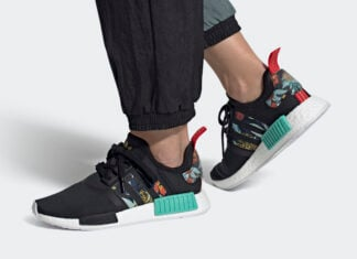 HER Studio London adidas NMD R1 FY3665 Release Date Info
