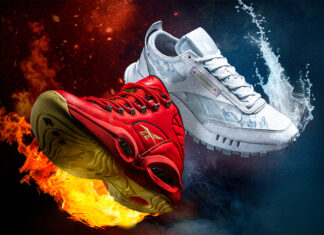 Hot Ones Reebok Question Mid Classic Leather Legacy Release Date