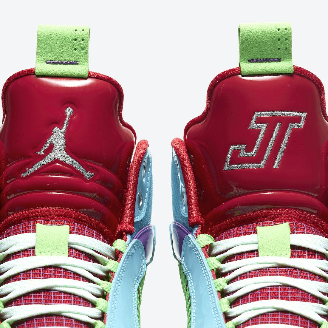 Jayson Tatum Air Jordan 35 Women in Power DD3667-400 Release Date Info