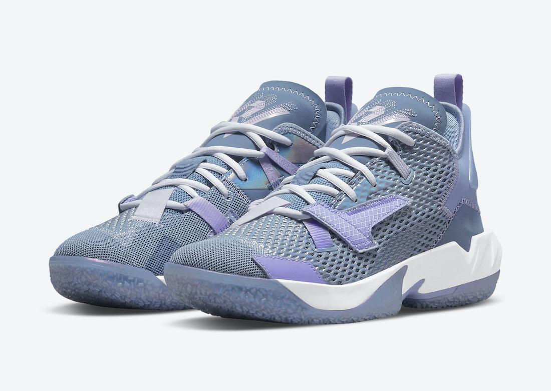 Jordan Why Not Zer0.4 Blue Purple CQ4230-400 Release Date Info