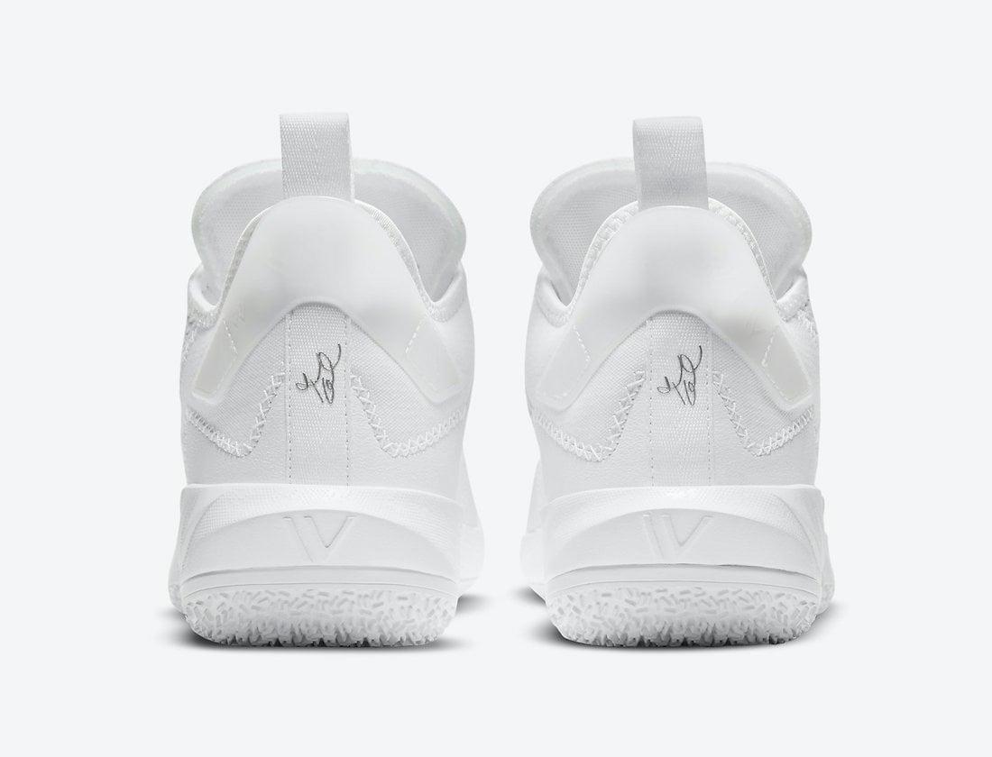 Jordan Why Not Zer0.4 Triple White CQ4230-101 Release Date Info