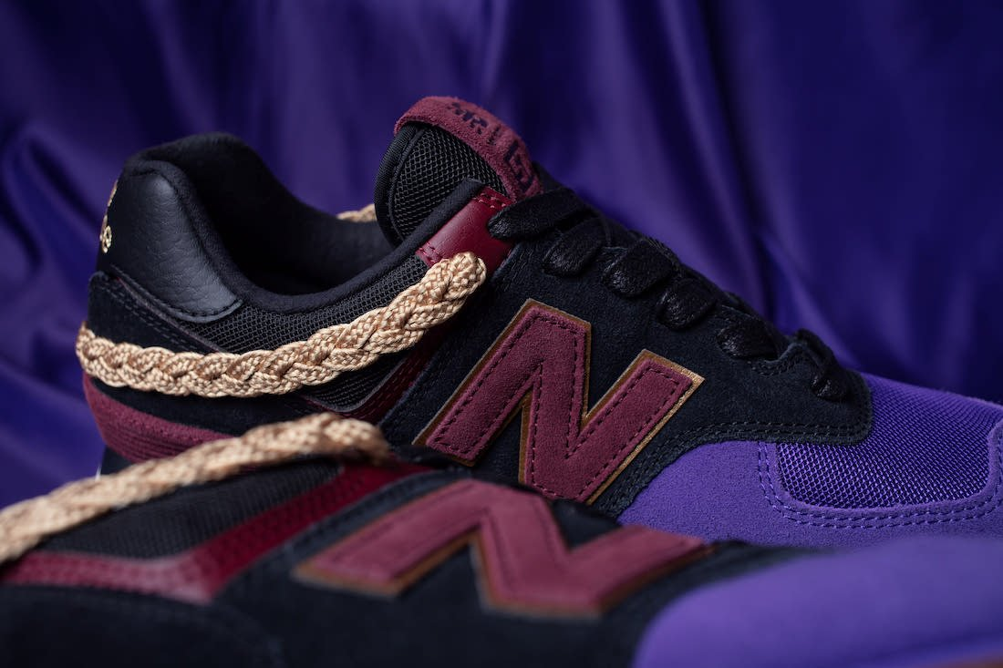 New Balance 574 My Story Matters 2021 Black History Month Release Date Info