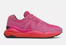 New Balance 57/40 Pink Glow New Flame M5740V1 Release Date Info