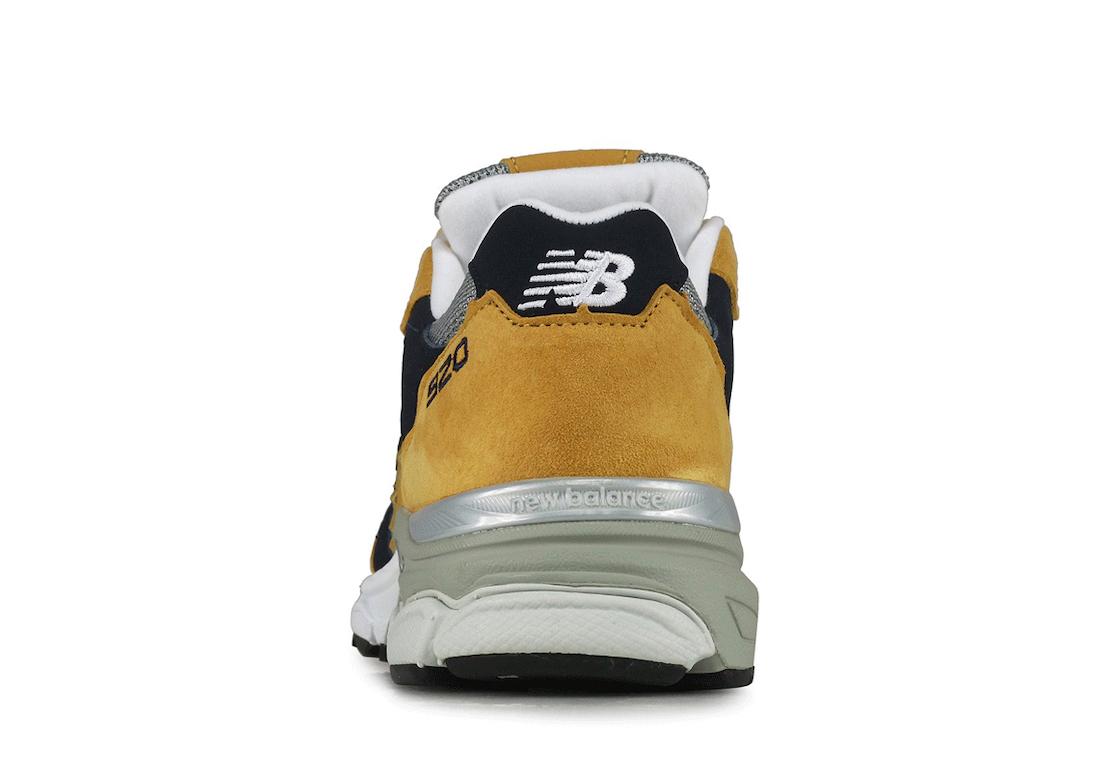 New Balance 920 Mustard Yellow Release Date Info