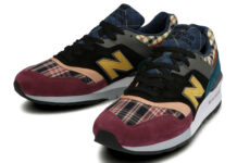 New Balance 997 Plaid Pack Release Date Info