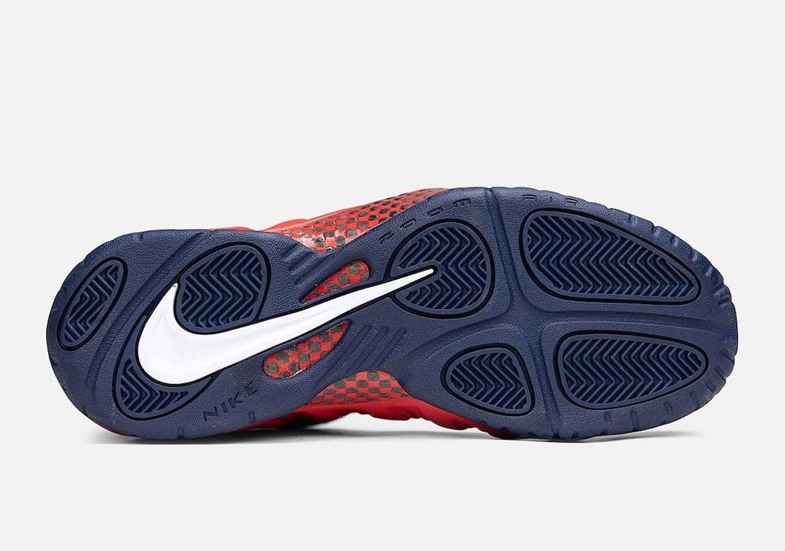 Nike Air Foamposite Pro USA CZ1911-600 Release Date