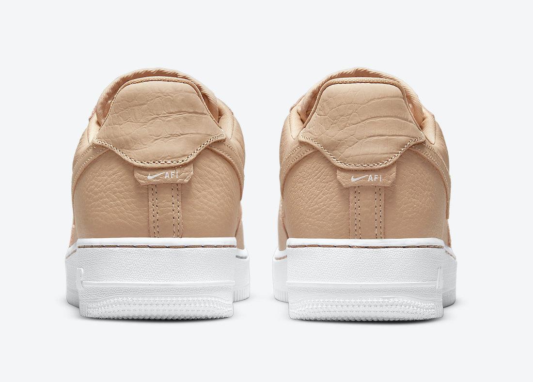 Nike Air Force 1 07 Craft Vachetta Tan CU4865-200 Release Date Info