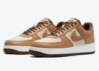 Nike Air Force 1 Low Acorn 2021 DJ6395-100 Release Date Info