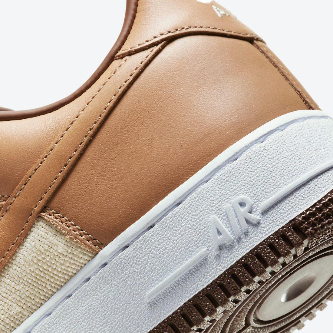 Nike Air Force 1 Low Acorn 2021 DJ6395-100 Release Date Info