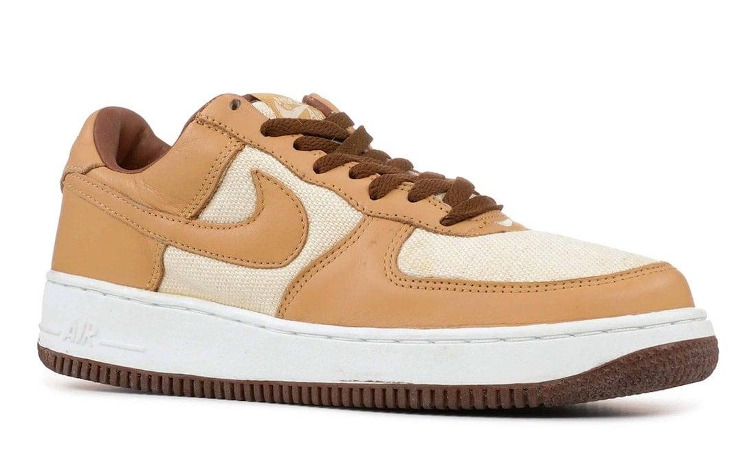 Nike Air Force 1 Low Acorn DJ6395-100 Release Date Info - Nike Air Force 1 Low Acorn DJ6395-100 2021 Release Date Info