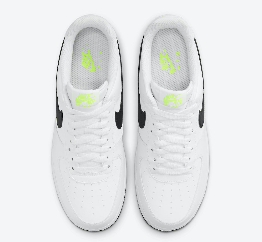 Nike Air Force 1 Low Just Do It DJ6878-100 Release Date Info