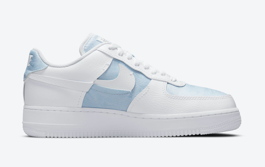 Nike Air Force 1 Low LXX Glacier Blue DJ9880-400 Release Date Info