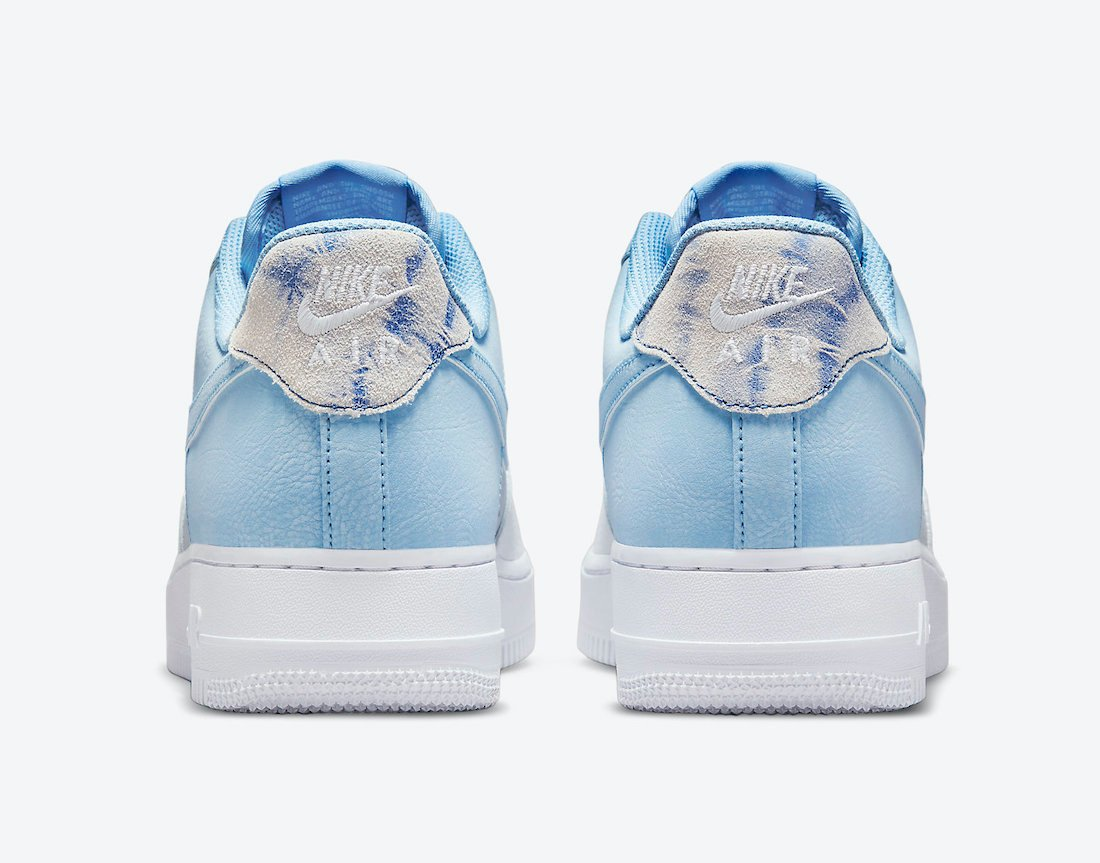 Nike Air Force 1 Low Psychic Blue CZ0337-400 Release Date Info