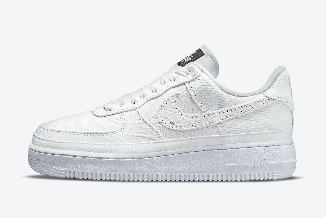 Nike Air Force 1 Low Reveal Tear-Away DJ9941-244 Release Date Info