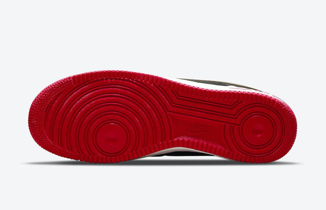 Nike Air Force 1 Low Spades King Queen DJ5184-001 Release Date Info