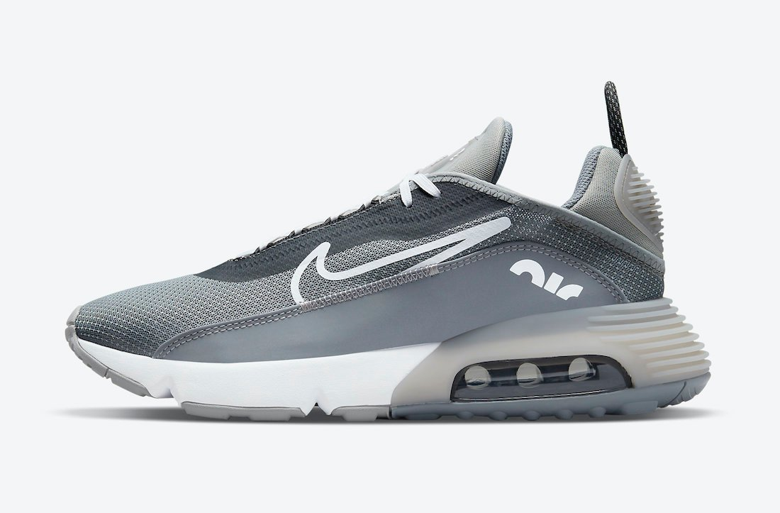 Nike Air Max 2090 Cool Grey CZ1708-001 Release Date Info