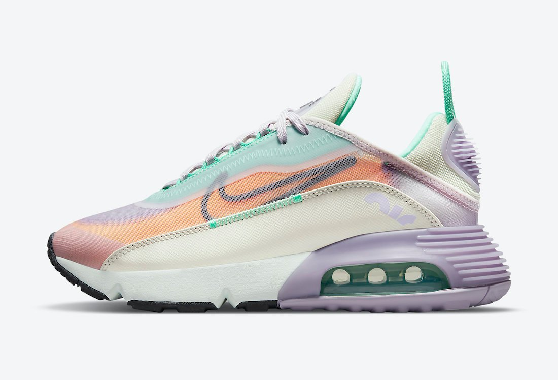 Nike Air Max 2090 Easter CZ1516-500 Release Date Info