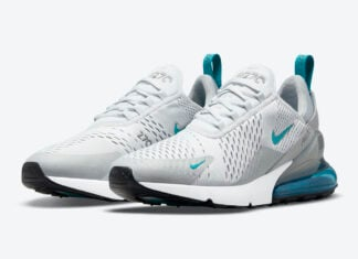 Nike Air Max 270 White Grey Blue DM2462-002 Release Date Info