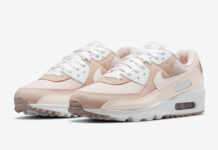 Nike Air Max 90 Barely Rose Pink Oxford DJ3862-600 Release Date Info