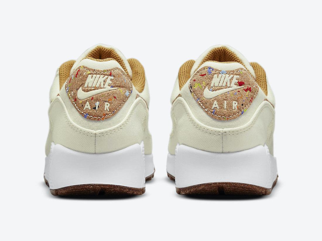 Nike Air Max 90 Cork DD0384-100 Release Date Info