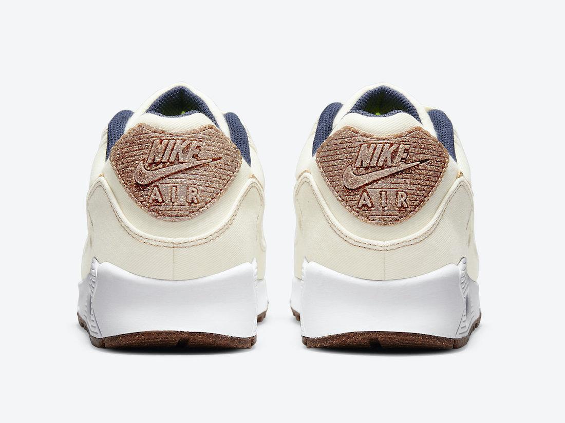 Nike Air Max 90 Cork DD0385-100 Release Date Info