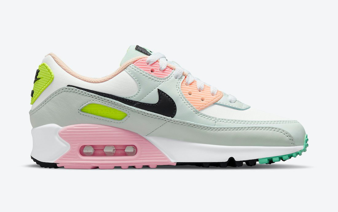 Nike Air Max 90 Easter CZ1617-100 Release Date Info