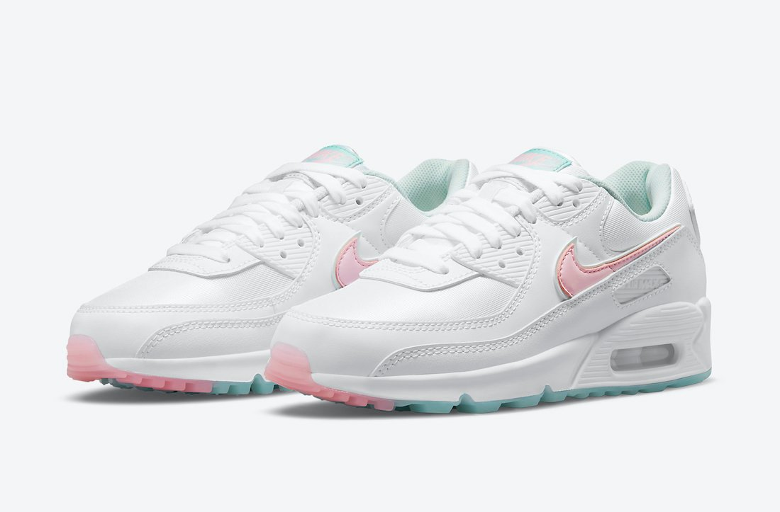 Nike Air Max 90 Easter DJ1493-100 Release Date Info