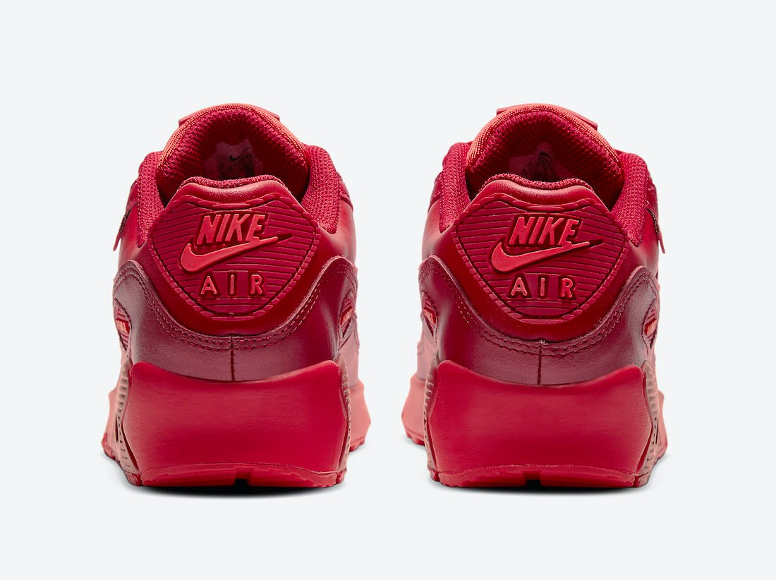 Nike Air Max 90 GS Chicago DH0149-600 Release Date Info