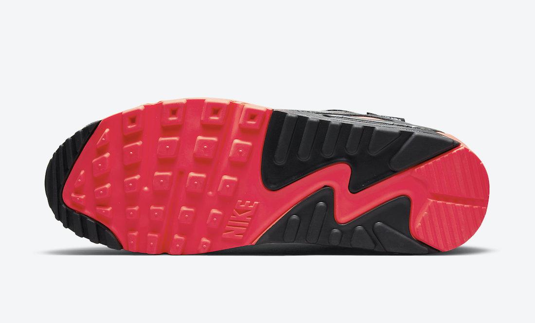 Nike Air Max 90 Kiss My Airs DJ4626-001 Release Date Info