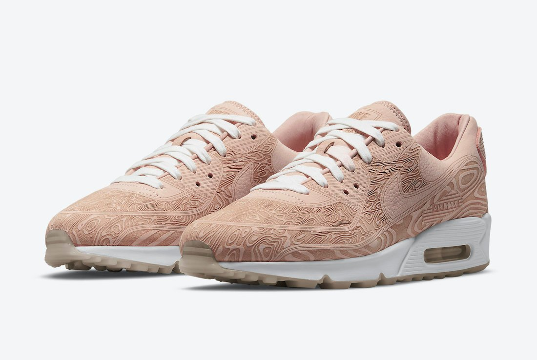 Nike Air Max 90 Laser DC7948-100 Release Date Info