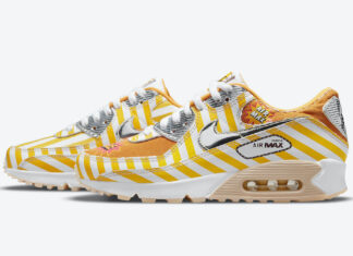 Nike Air Max 90 Swoosh Mart Fried Chicken DD5481-735 Release Date Info
