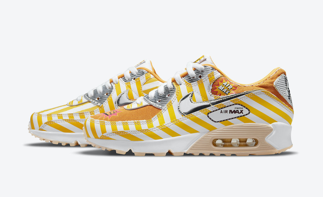 This Nike Air Max 90 is Inspired by Fried Chicken