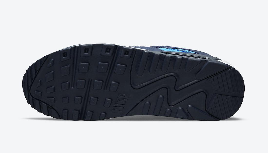 Nike Air Max 90 UNC DJ6881-400 Release Date Info