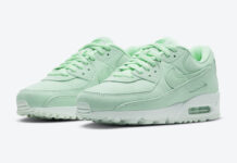 Nike Air Max 90 Womens Pastel Green Floral DD5383-342 Release Date Info