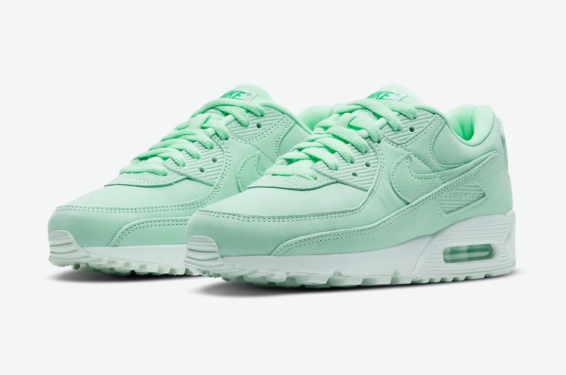 Nike Air Max 90 Pastel Green Floral DD5383-342 Release Date Info ...