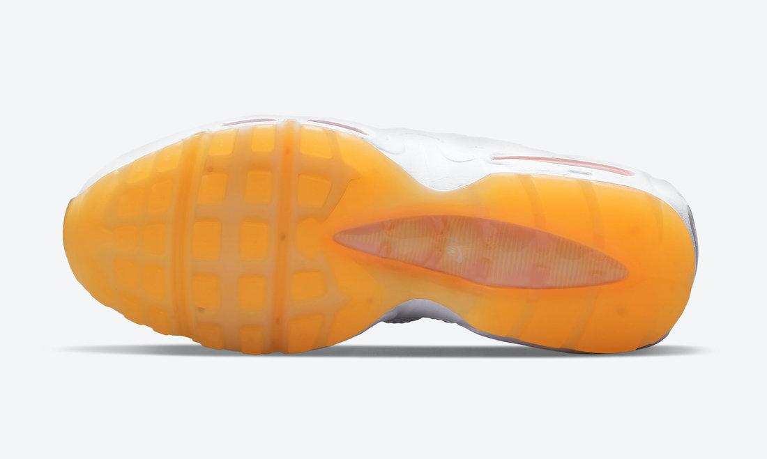 Nike Air Max 95 Melon Tint DJ1495-100 Release Date Info