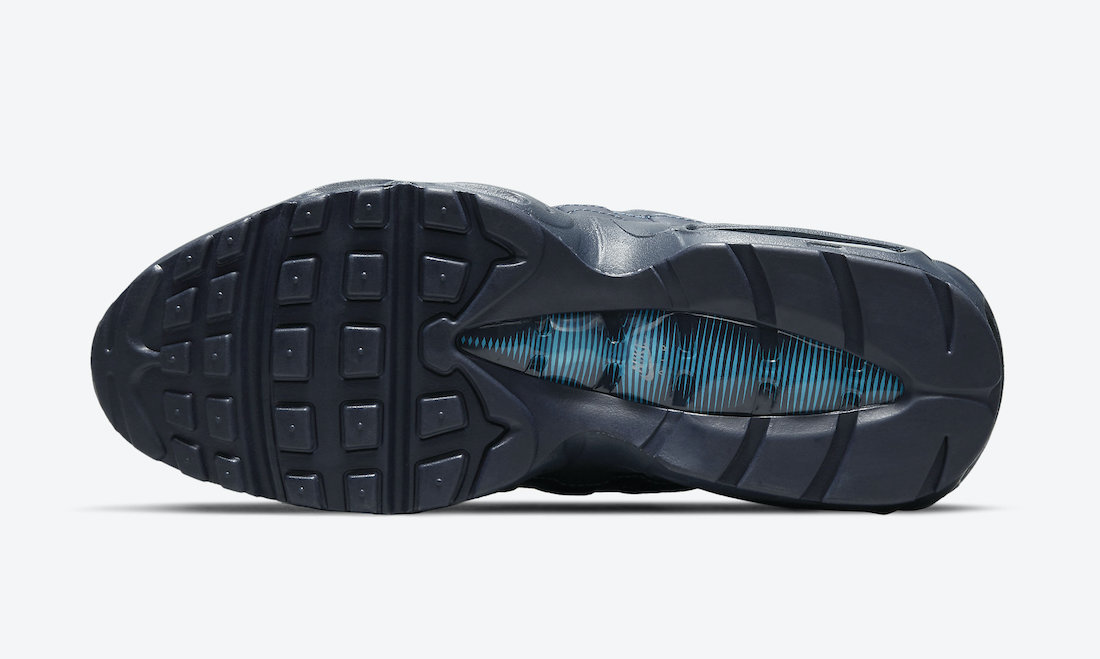 Nike Air Max 95 Navy DJ6884-400 Release Date Info