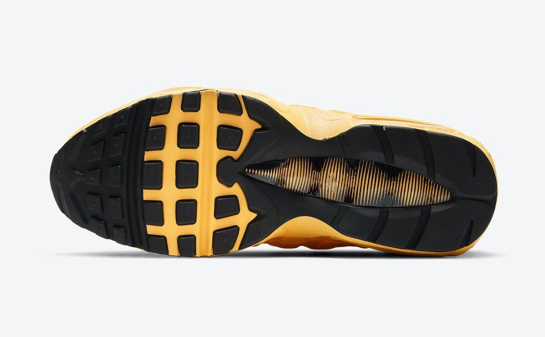 Nike Air Max 95 NYC Taxi DH0143-700 Release Date