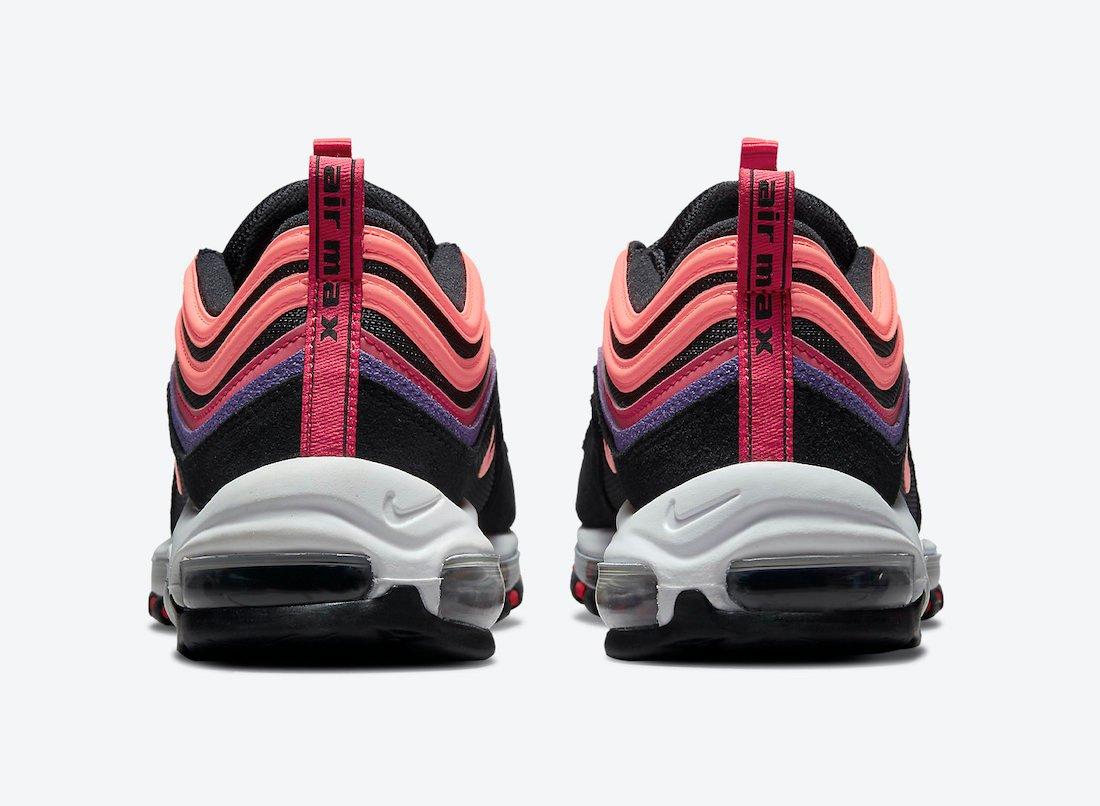 Nike Air Max 97 Sunset DJ5137-001 Release Date Info