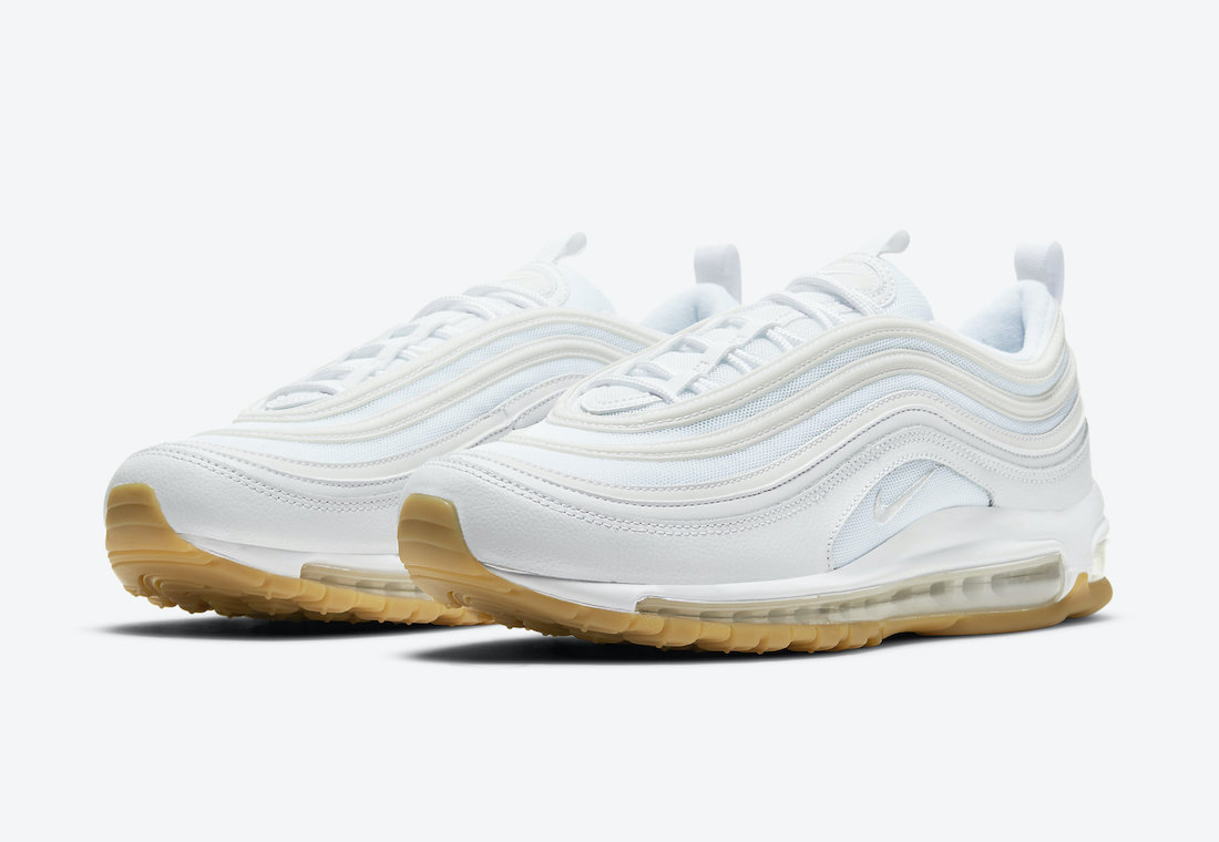 chaussure nike kd iv trey 5 97 White Gum DJ2740-100 Release Date ...