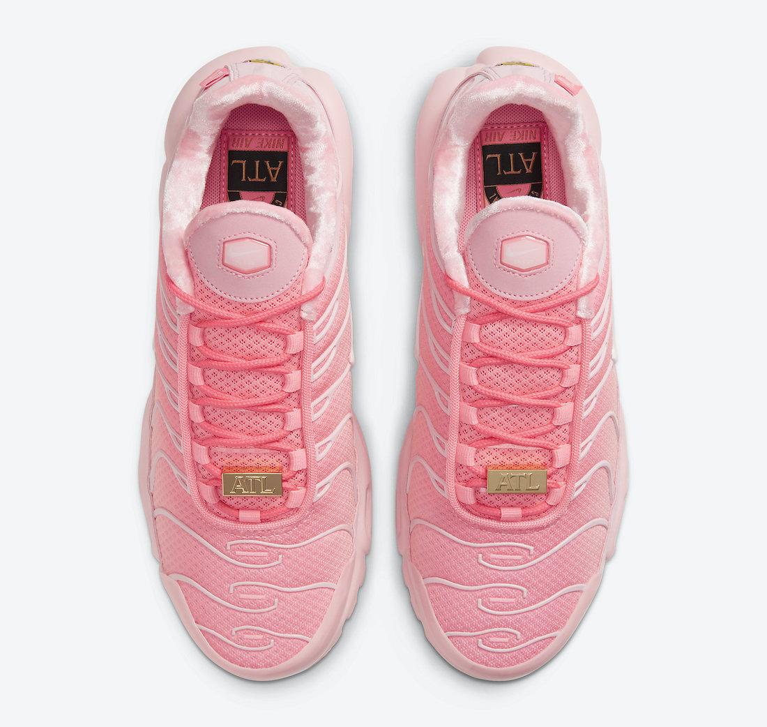 Nike Air Max Plus Atlanta DH0155-600 Release Date Info