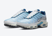 Nike Air Max Plus Blue White Aqua CZ1651-400 Release Date Info