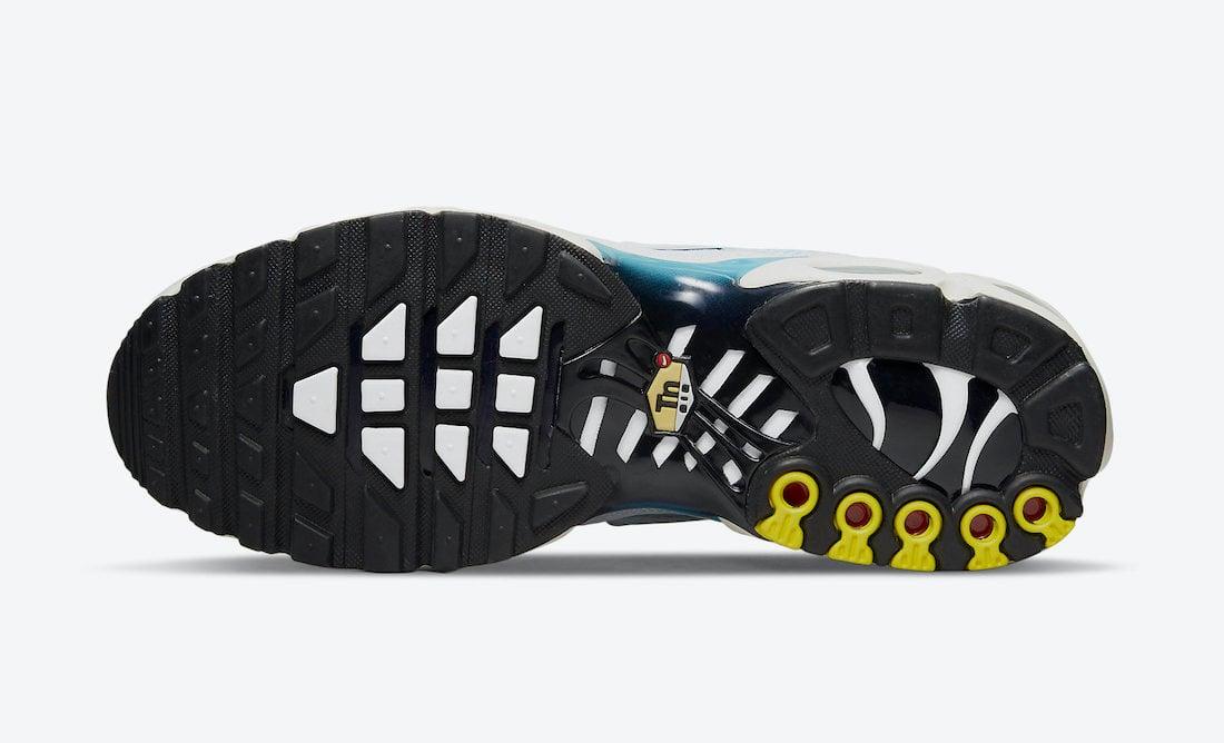 Nike Air Max Plus Blue White Aqua CZ1651-400 Release Date Info
