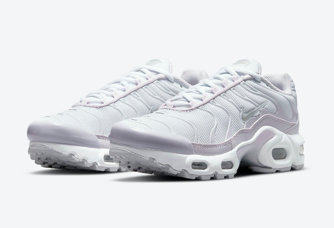 Nike Air Max Plus GS Light Lilac CD0609-103 Release Date Info