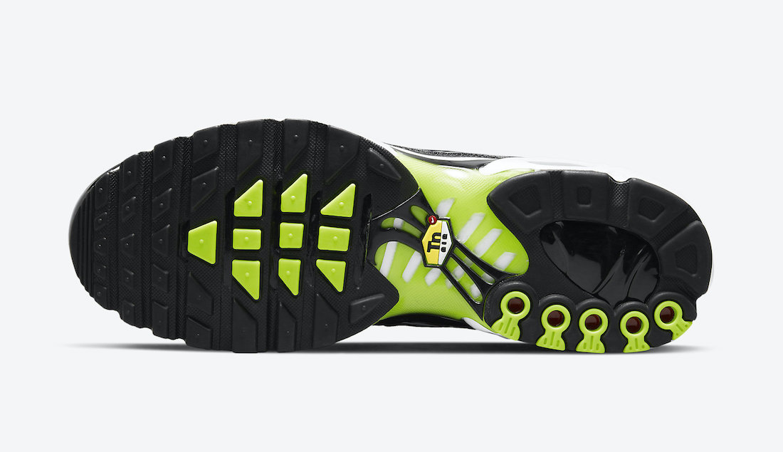 Nike Air Max Plus Just Do It DJ6876-001 Release Date Info