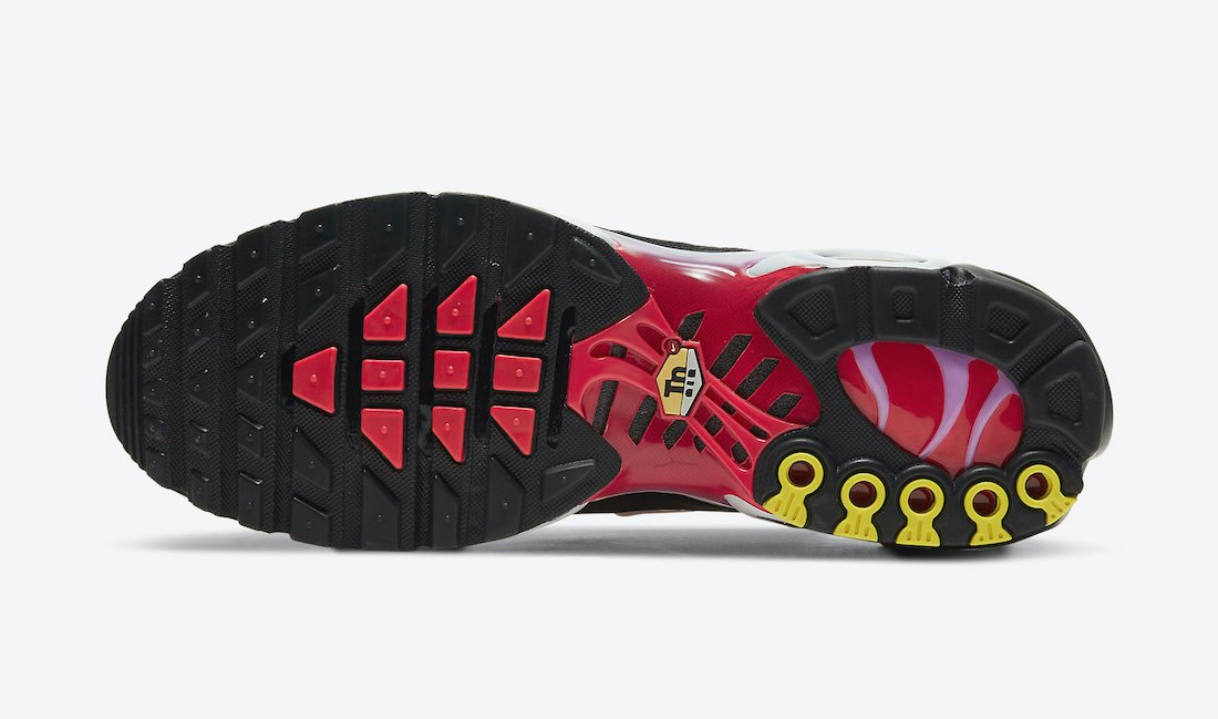 Nike Air Max Plus Orange Pink Red CZ1651-800 Release Date Info