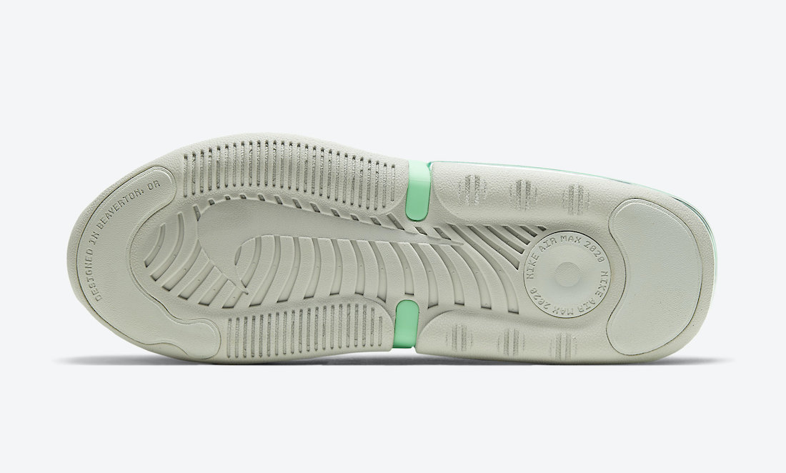 Nike Air Max Up NYC Lady Liberty DH0154-300 Release Date Info