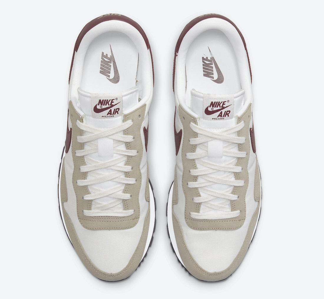 Nike Air Pegasus 83 Stone DJ6892-200 Release Date Info