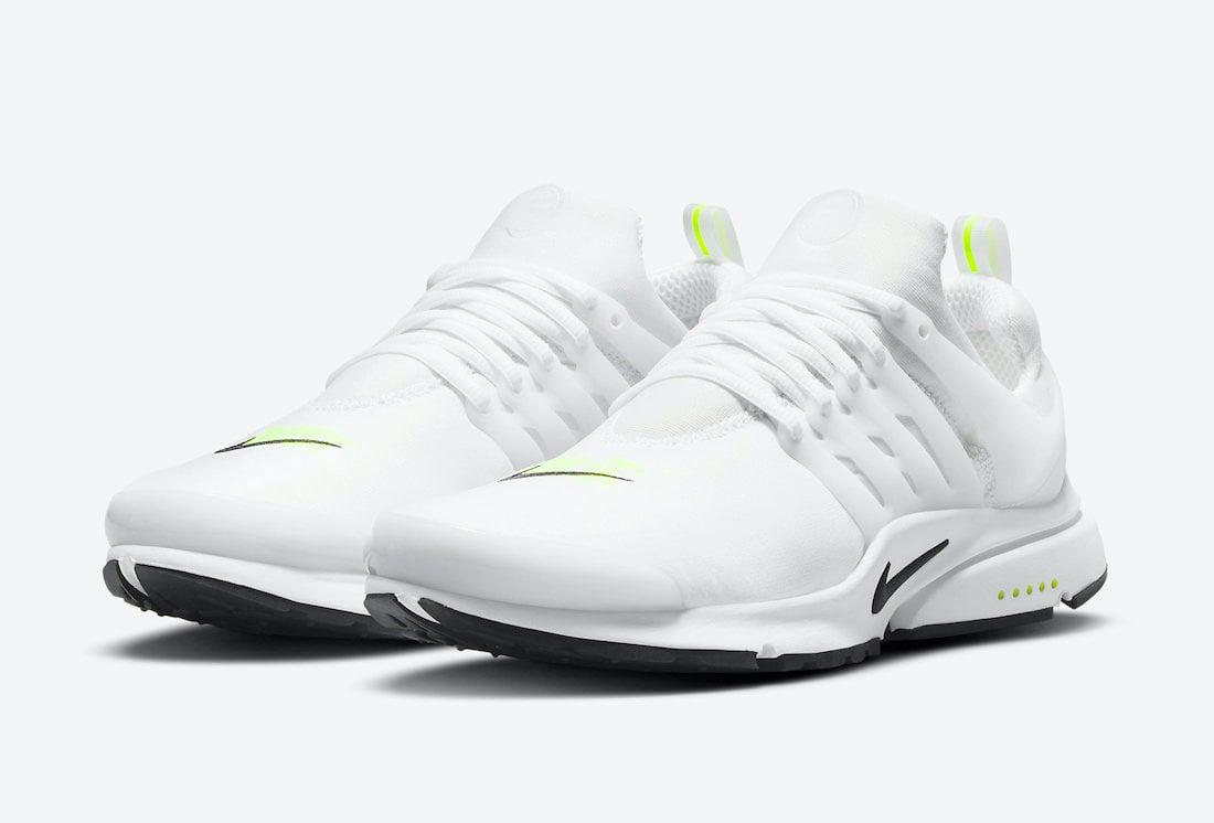 Nike Air Presto Just Do It DJ6879-100 Release Date Info