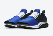 Nike Air Presto Royal CT3550-400 Release Date Info